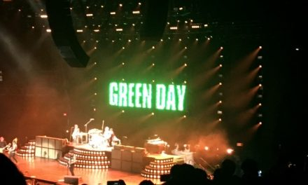 Concert Review – Green Day