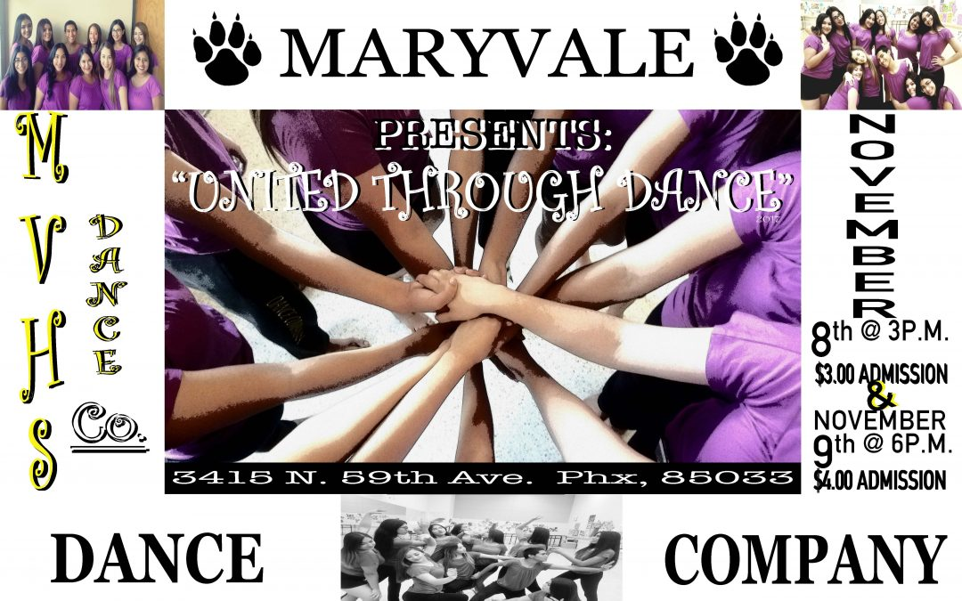 Maryvale Dance Company presents: United Through Dance