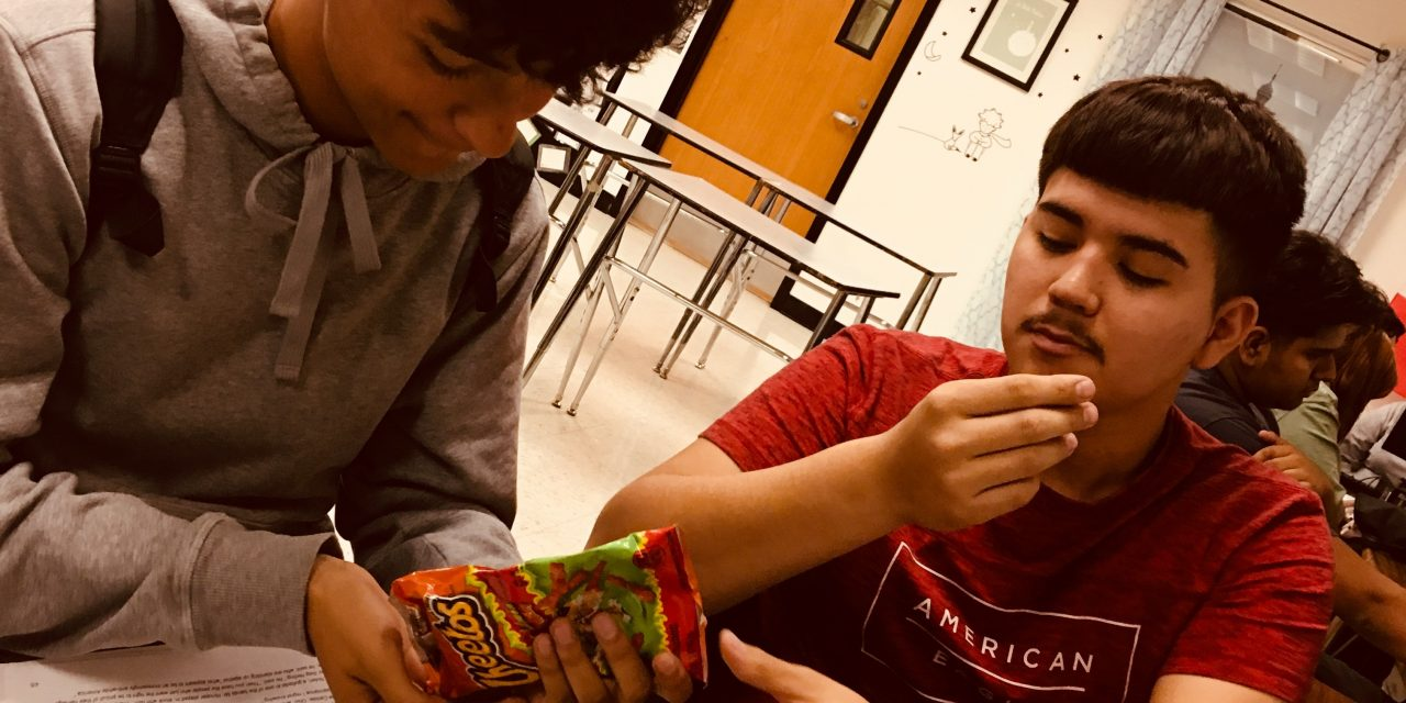Are Hot Cheetos good for you?